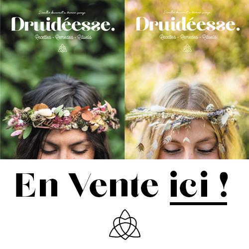 Magazine Druideesse